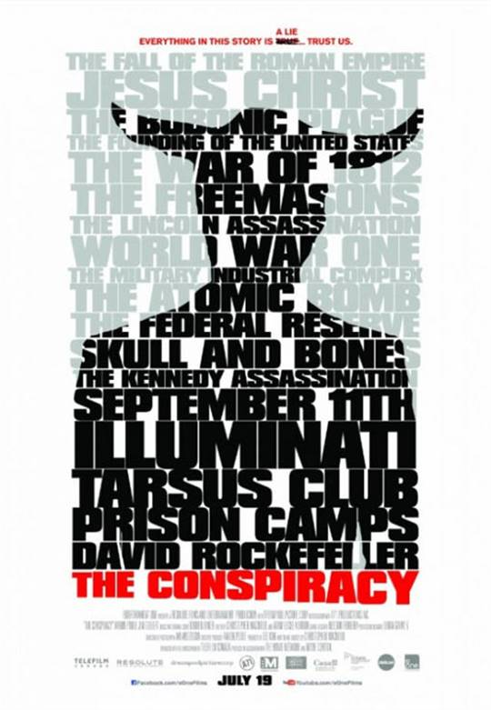 The Conspiracy Large Poster