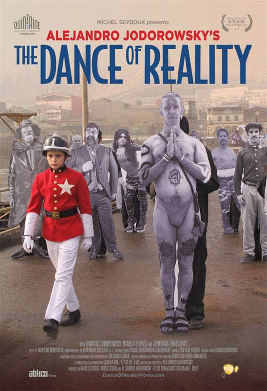 The Dance of Reality Large Poster