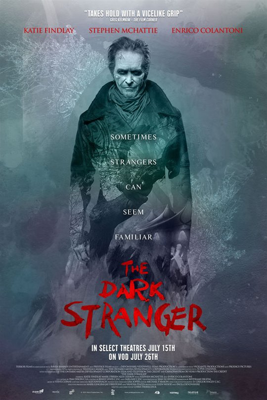 The Dark Stranger Large Poster