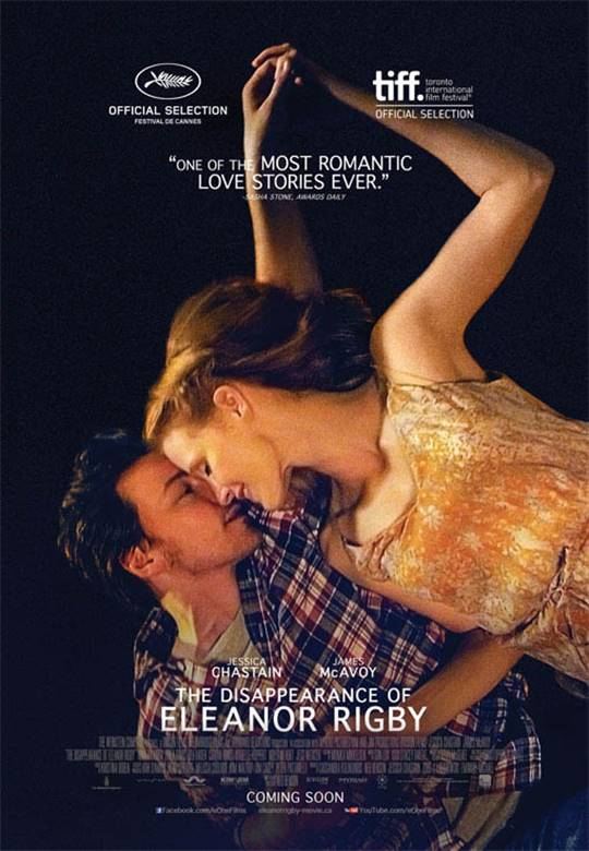 The Disappearance of Eleanor Rigby Large Poster