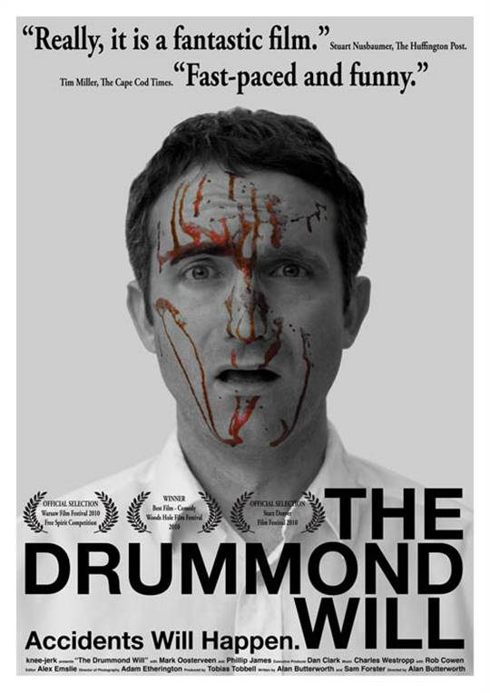 The Drummond Will Large Poster