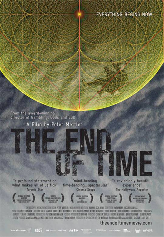 The End of Time Large Poster