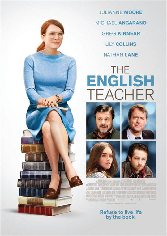 The English Teacher Large Poster