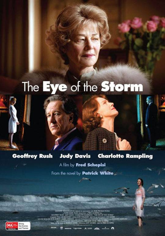 The Eye of the Storm Large Poster
