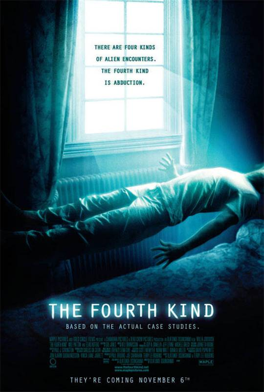 The Fourth Kind Large Poster