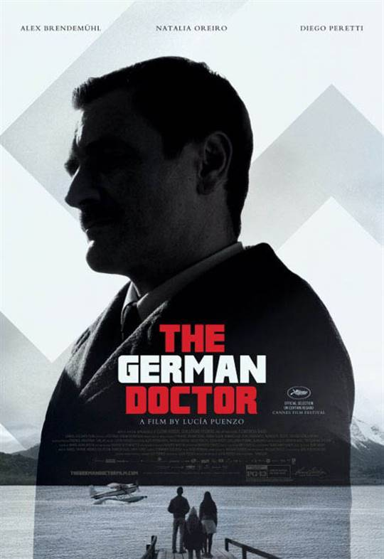 The German Doctor Large Poster