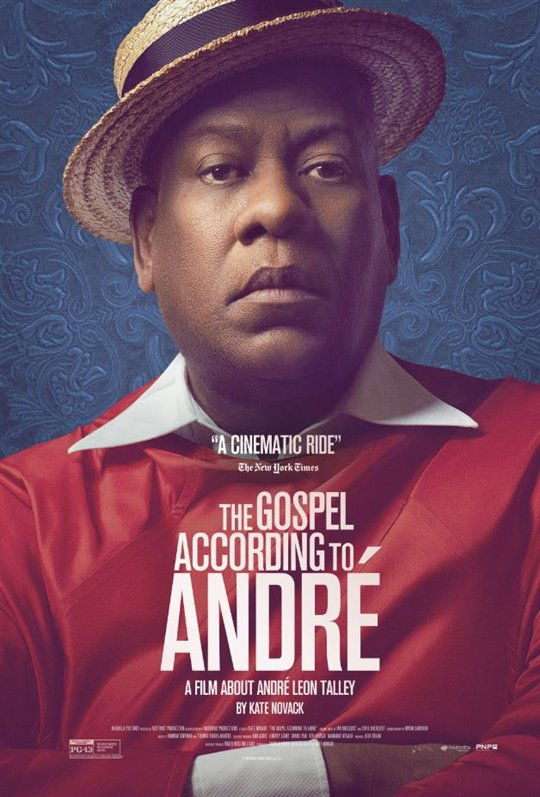 The Gospel According to André Large Poster