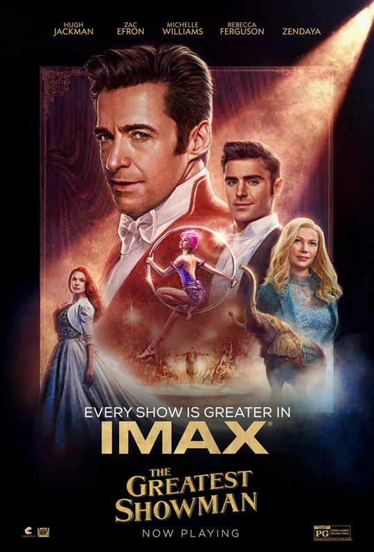 The Greatest Showman: The IMAX Experience