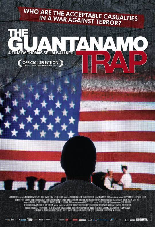 The Guantanamo Trap Large Poster