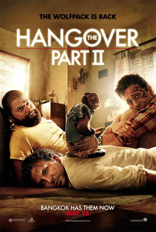 The Hangover Part II Large Poster