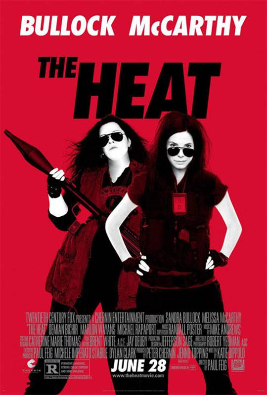 The Heat Large Poster