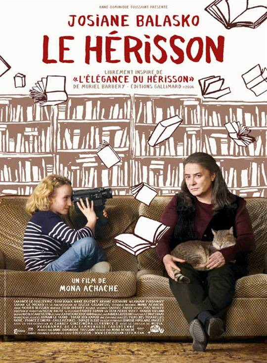 The Hedgehog Large Poster