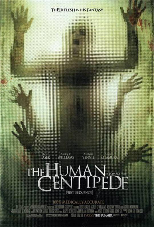 The Human Centipede (First Sequence) Large Poster
