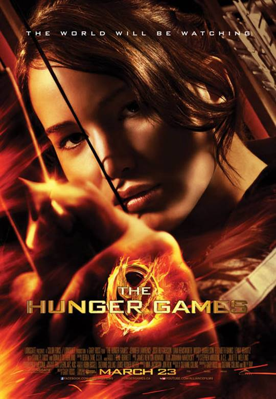 The Hunger Games Large Poster