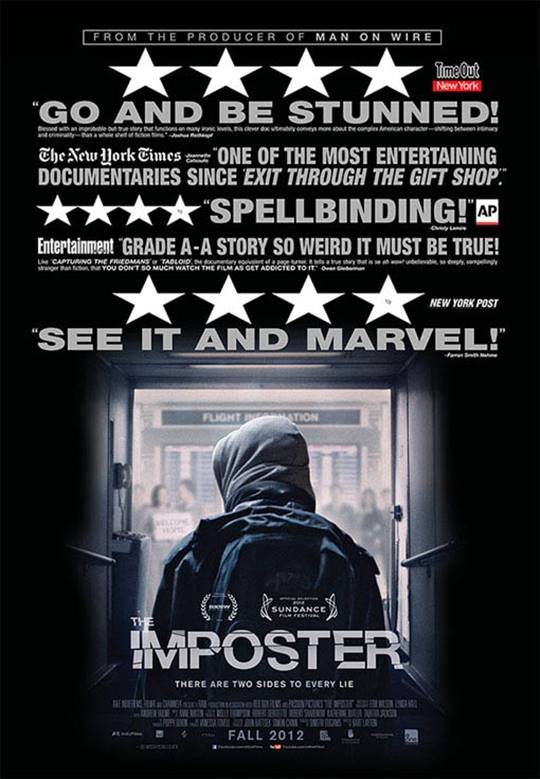 The Imposter Large Poster