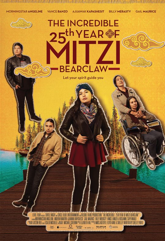 The Incredible 25th Year of Mitzi Bearclaw Large Poster