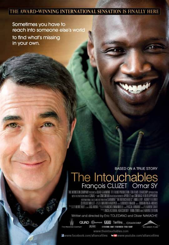 The Intouchables Large Poster
