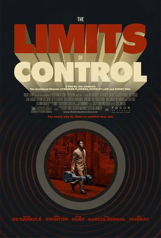 The Limits of Control  Large Poster