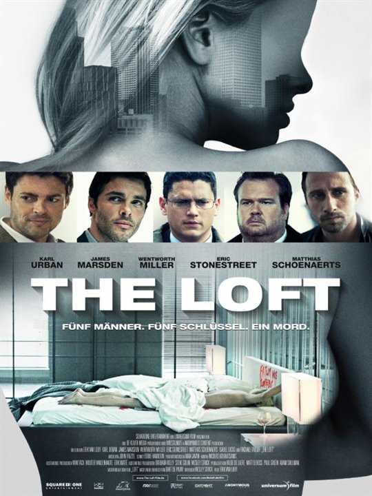 The Loft Large Poster