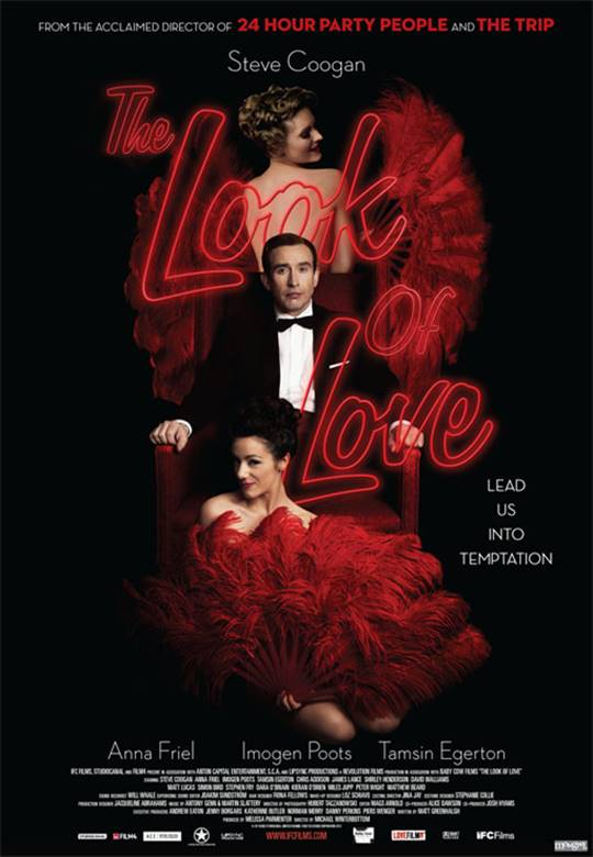 The Look of Love Large Poster