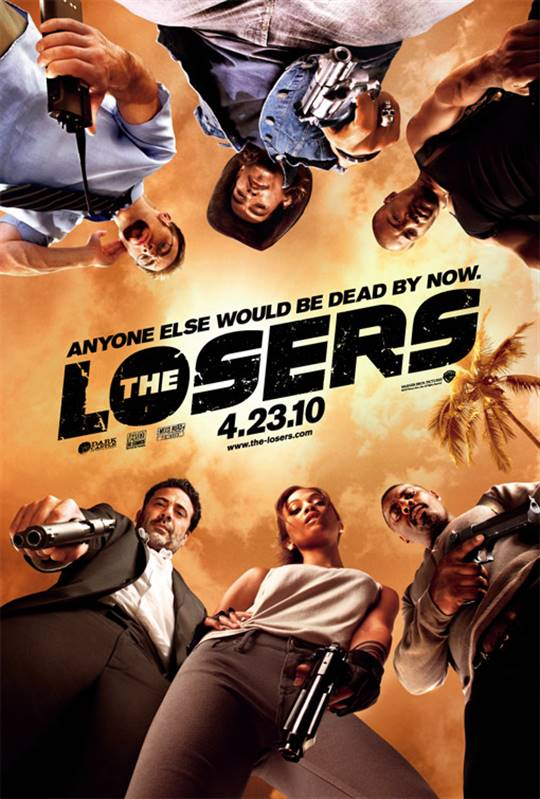 The Losers Large Poster