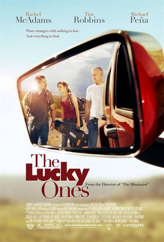 The Lucky Ones Large Poster