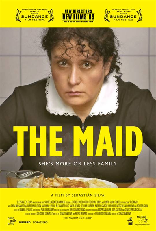 The Maid Large Poster