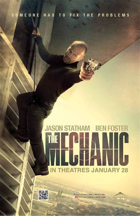 The Mechanic Large Poster