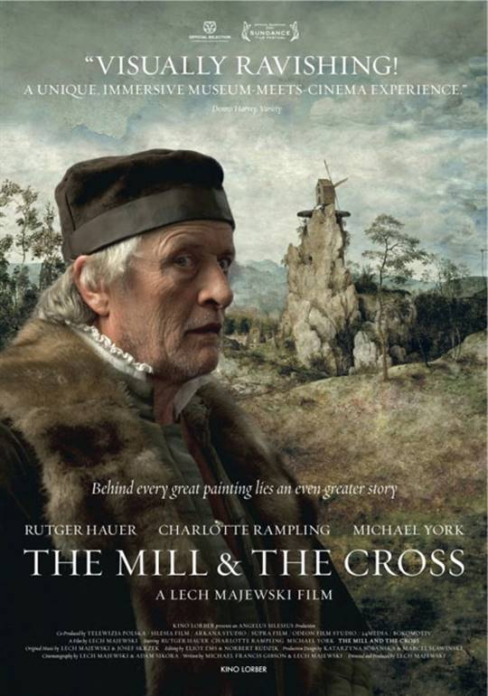 The Mill and the Cross Large Poster