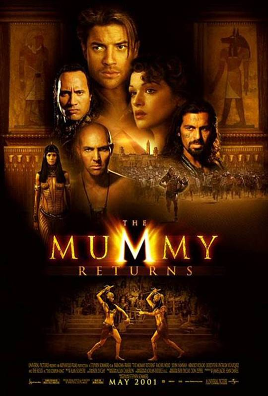 The Mummy Returns Large Poster