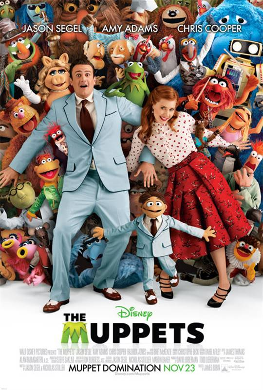 The Muppets Large Poster
