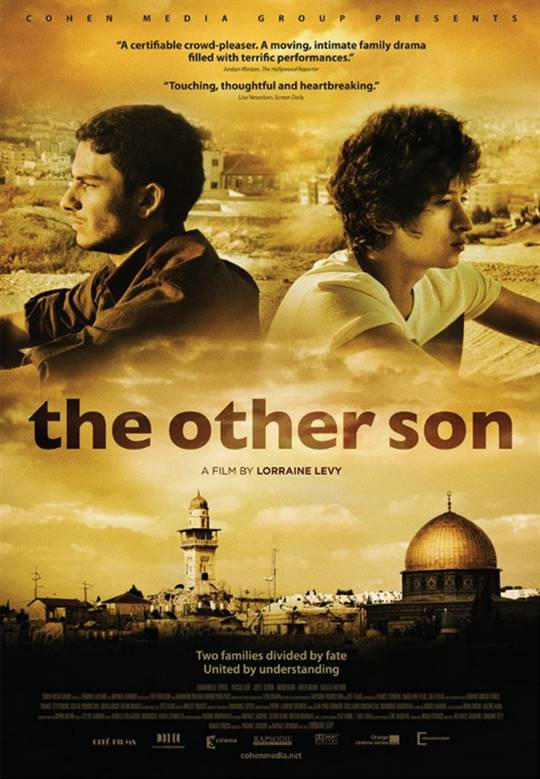 The Other Son Large Poster