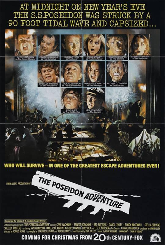 The Poseidon Adventure Large Poster