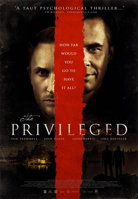 The Privileged Large Poster