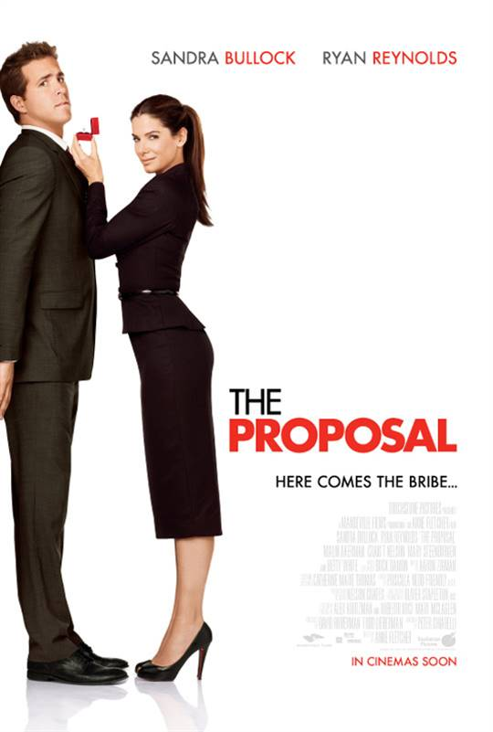 The Proposal (2009) Large Poster