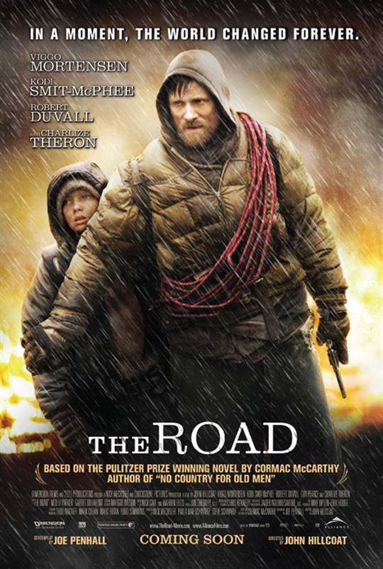 The Road (2009) Large Poster