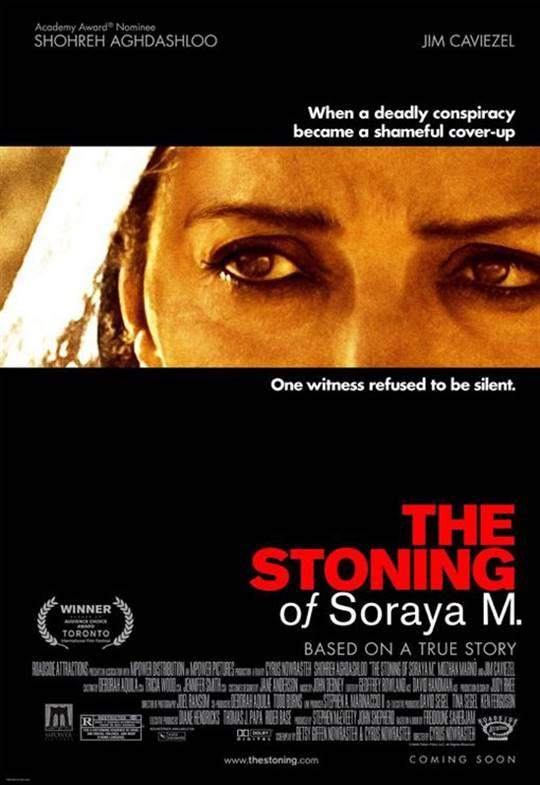 The Stoning of Soraya M. Large Poster