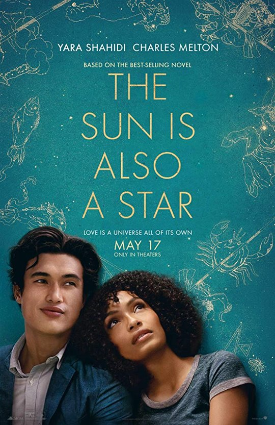 The Sun Is Also a Star Large Poster