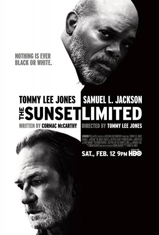 The Sunset Limited Large Poster