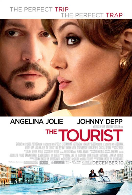 The Tourist Large Poster