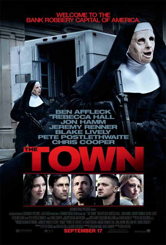 The Town Large Poster