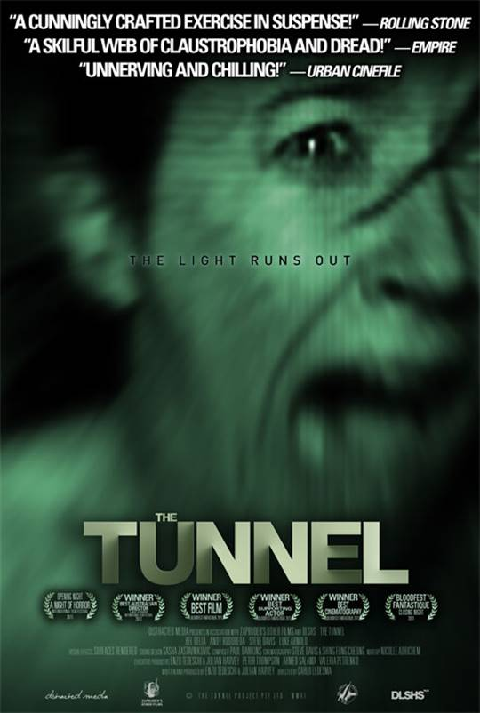 The Tunnel (2011) Large Poster