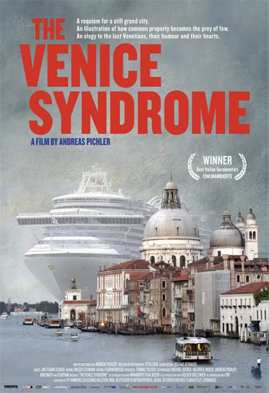 The Venice Syndrome Large Poster