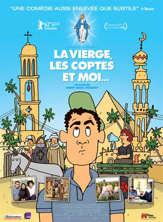 The Virgin, the Copts and Me Large Poster