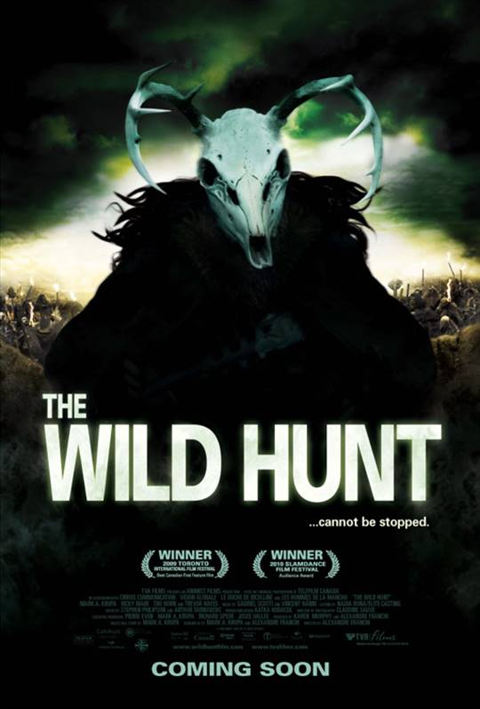 The Wild Hunt Large Poster