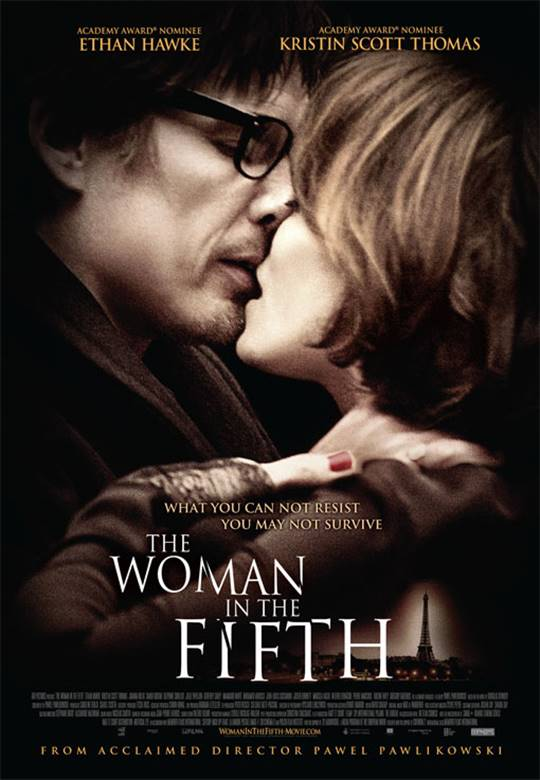 The Woman in the Fifth Large Poster