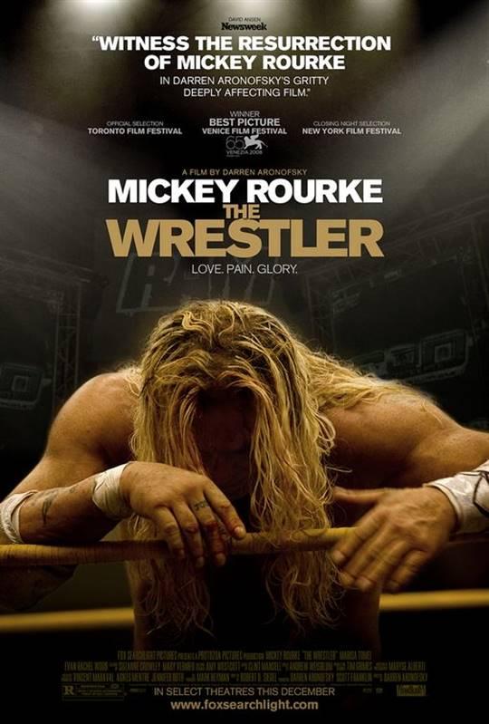 The Wrestler Large Poster
