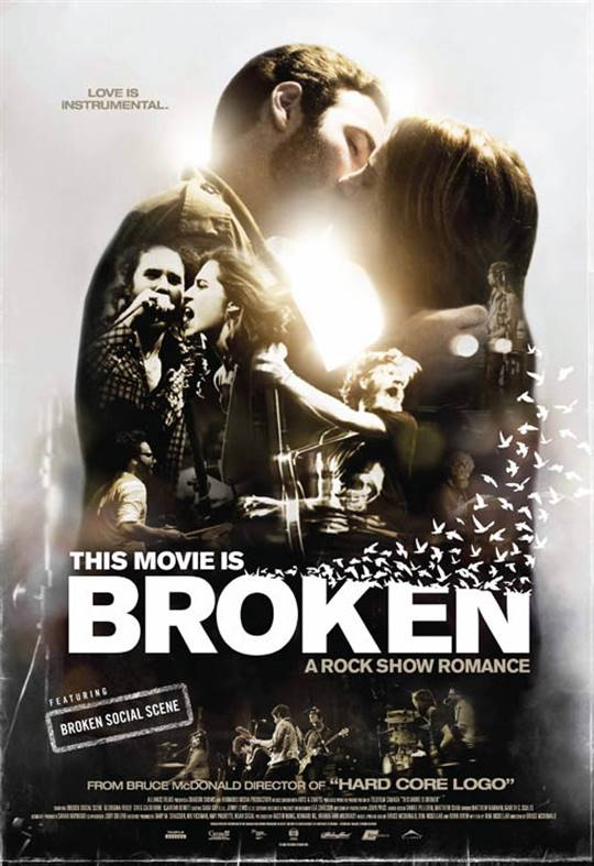 This Movie is Broken Large Poster
