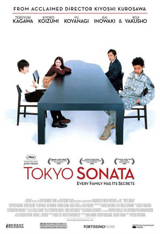 Tokyo Sonata Large Poster