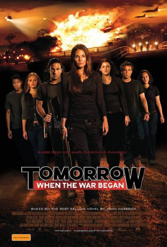 Tomorrow, When the War Began Large Poster